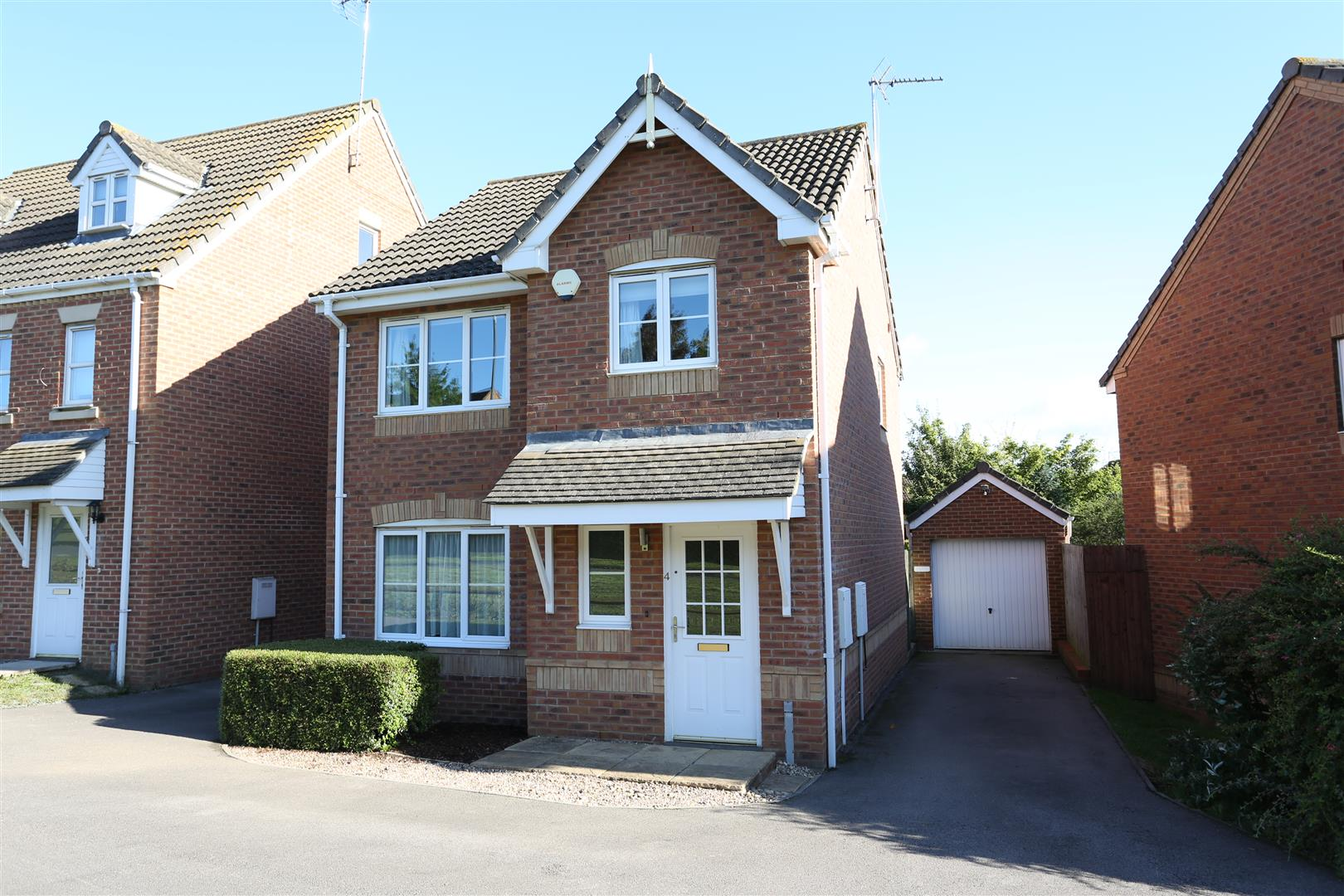 3 Bedrooms Detached House for sale in Dance Way, Wellingborough